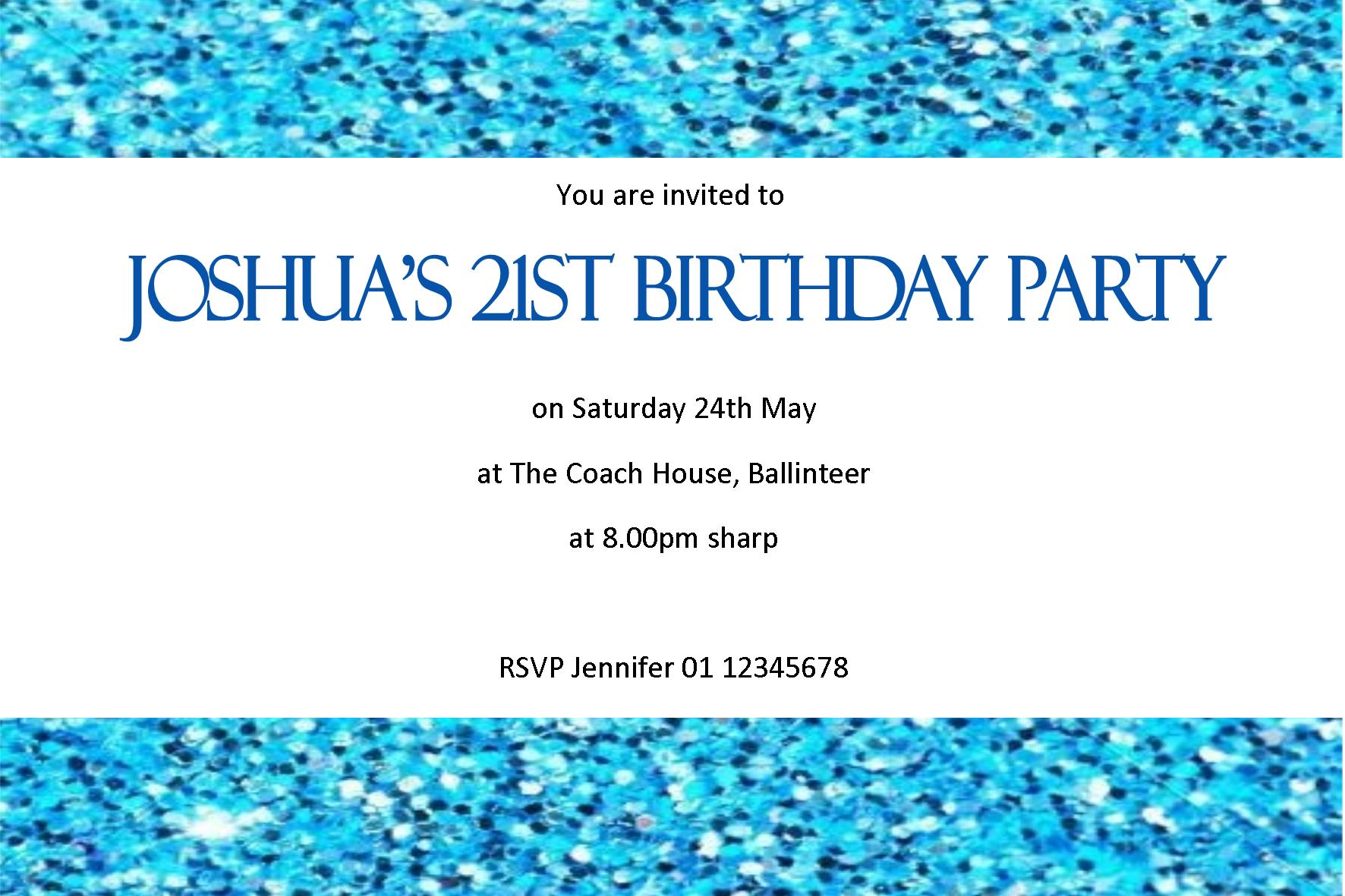 40th Birthday Ideas Birthday Invitation Text Samples – 30th Birthday Party Invitation Wording Samples
