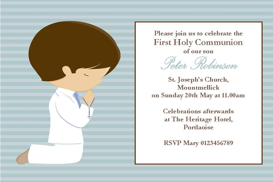 First Holy Communion Invitations For Girls for great invitation template