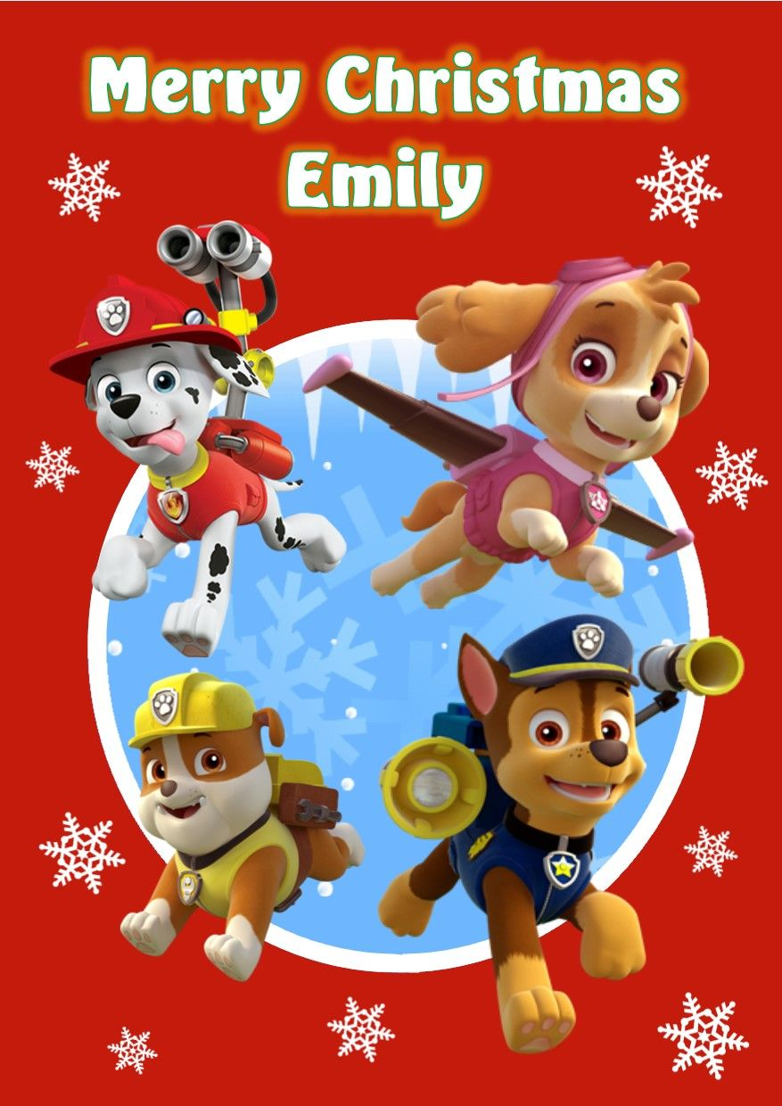 Christmas Paw Patrol Quotes