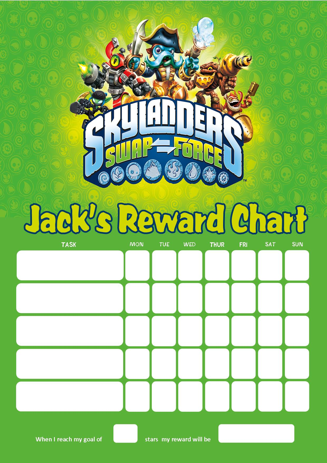 Skylander Invitations was nice invitation design