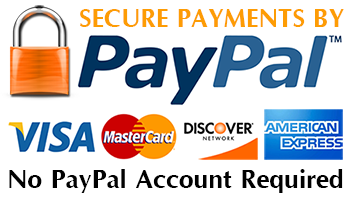 Payments methods accepted
