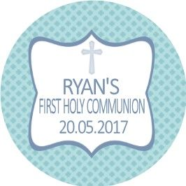Boy Communion Design 3