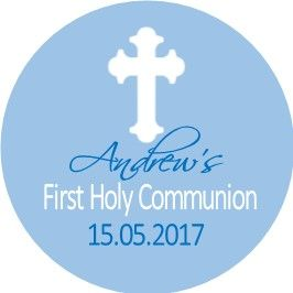 Boy Communion Design 4