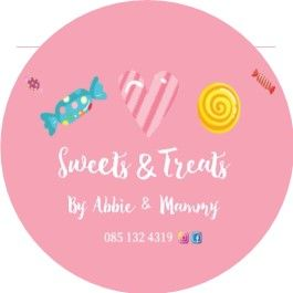 Custom Sticker - Sweets & Treats by A & M