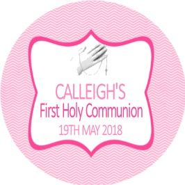 Girl Communion Design 2