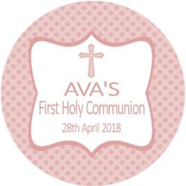 Girl Communion Design 3