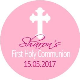 Girl Communion Design 4