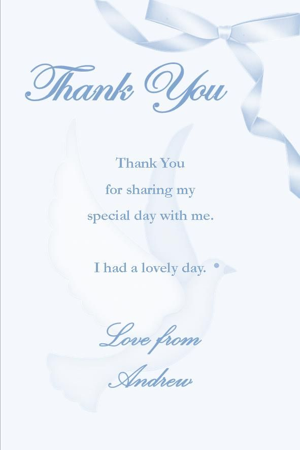 personalised boy thank you cards 3