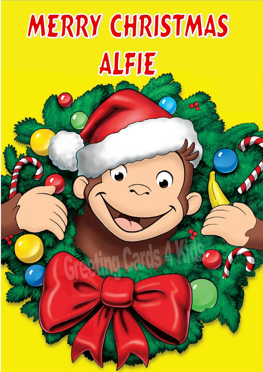 Christmas Stickers For Kids