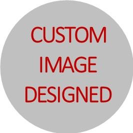 Personalised CUSTOM IMAGE Cake Topper