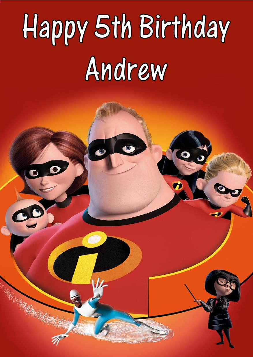 It is an image of Unusual The Incredibles Free