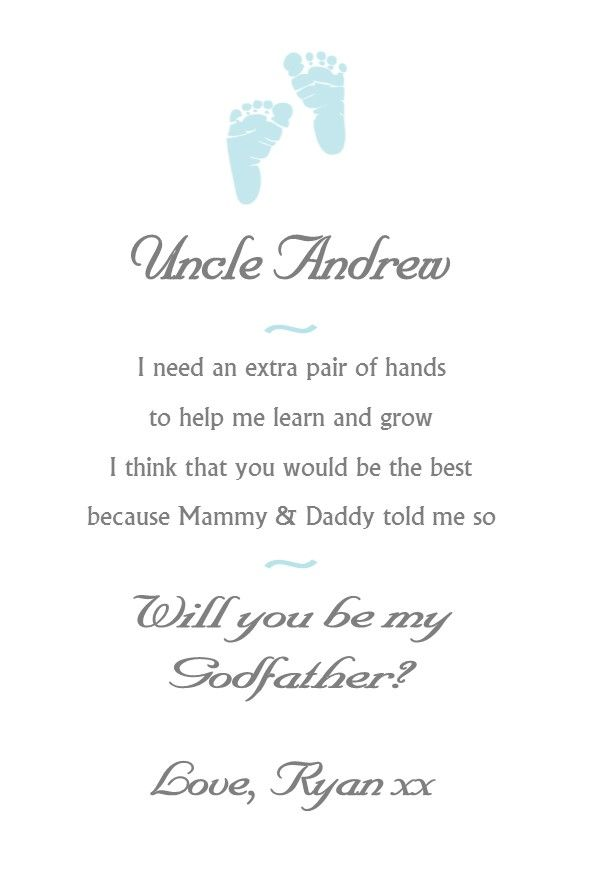 Will you be my godfather godmother card design 2 will you be my godfather godmother card design 2 m4hsunfo